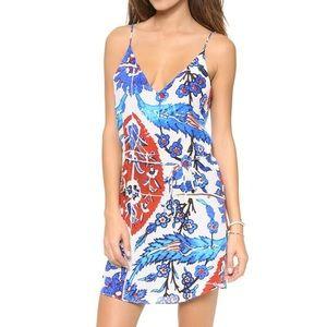 Rory Beca Printed Silk Dress
